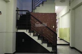Cho thuê nhà hẻm 8m Tô Hiệu, 4x18.5m, 1 lầu, 2PN, 2WC