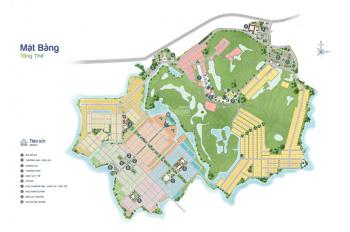 Đất nền  ngay sân golf 336 hecta, giá chỉ 10tr/m2. Sổ đỏ riêng biệt, DT: Từ 100 -300m2 0938234510