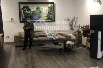 Chính chủ bán CC cao cấp nhà 18T1, DT 107m2 nhà đã sửa chữa cực đẹp - full nội thất - LH 0989931339