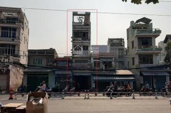 Nhà mặt tiền Bình Tiên - khu vực Chợ Lớn