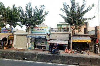 Bán nhà 1 trệt 1 lầu mặt tiền đường 20m Nguyễn Thị Sóc, 115m2, SHR, Hóc Môn, Hồ Chí Minh