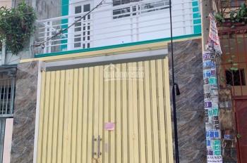 Chủ ngộp bán nhà 4x13m, 1 lầu mới xây sẹc Nguyễn Thị Huê ngã 4 chợ Cây Me, hẻm xe hơi 2.99 tỷ