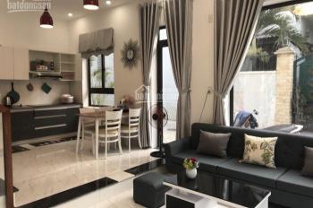 Cho thuê nhà đẹp 3 tầng mới ô tô đậu trước nhà quận Hải Châu gần bệnh viện Gia Đình