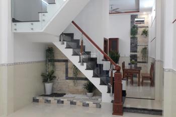 Bán nhà mới xây vào ở ngay, đường Số 5, phường Linh Xuân, Thủ Đức, DT 4x13m, LH 0909428959