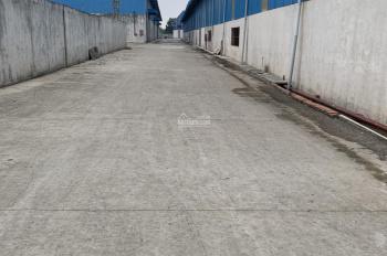 Cho thuê kho xưởng diện tích từ 1500m2 đến 2700m2 mặt tiền đường Tỉnh Lộ 824, thuộc huyện Bến Lức