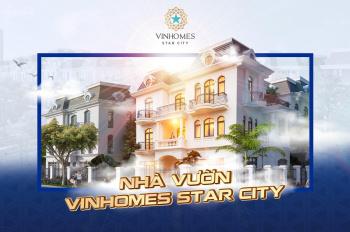 Cho thuê văn phòng đại diện TP Thanh Hóa, 15tr/th Vinhomes Star City, Đại lộ Châu Âu