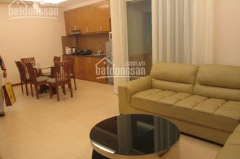 Cho thuê căn hộ dịch vụ 85m2 gồm 2PN phố Trần Phú, giá 16tr/tháng