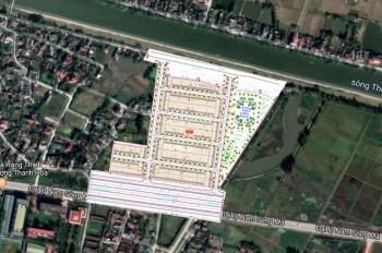 Chính chủ cần tiền bán gấp 1 lô đất nền đã có sổ đỏ, MB 8197 Quảng Tâm - Đại lộ Nam Sông Mã