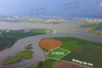 Bán đất view hồ Bảo Lâm, hẻm 6m đường Lạc Long Quân ôtô vào tận nơi, cách trung tâm Bảo Lâm 1 km