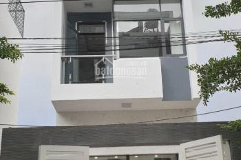Bán nhà đẹp mới xây hẻm xe hơi khu vip Huỳnh Tấn Phát, Nhà Bè, 1 trệt, 2 lầu, sân thượng