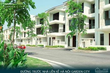 Bán gấp 7.2 tỷ/lô liền kề Hà Nội Garden City, đã có sổ, hoàn thiện mặt ngoài ốp đá và ngăn phòng