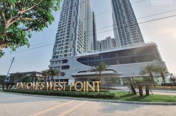 BQL Vinhomes West Point cho thuê kiot trong TTTM và các căn shop đẹp nhất các tòa W1, W2, W3