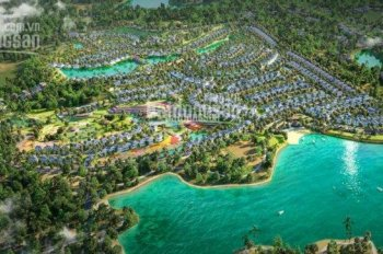 Bán đất sổ đỏ sở hữu lâu dài dự án Eco Valley Villas & resort Lương Sơn