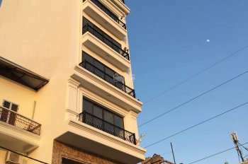 Bán tòavăn phòng xây mới tinh Khương Đình, Thanh Xuân, 110m2x8T, thang máy, nội thất nhập, 43 tỷ