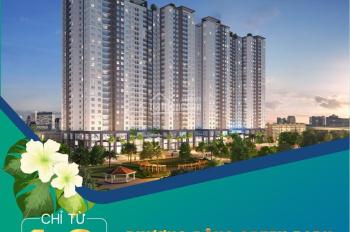 Căn hộ Green Park không gian sống xanh nơi phía nam Hà Nội. Sở hữu căn hộ từ 300 triệu