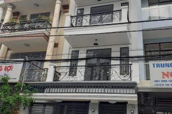 Nhà mới 4.5m x 24m, 5PN hẻm Trường Chinh. Giá 13tr/th