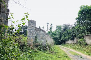 Gia đình cần bán lô đất 1752m2 100m2 thổ cư, sát tường bao khu trang viên Đồng Gội, Lương Sơn, HB