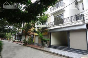 Cho thuê biệt thự, liền kề phố Xuân La để ở - làm VP, DT: 100m2 xây 5 tầng thông sàn có thang máy