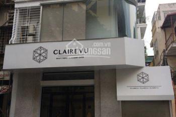 Cho thuê nhà mặt phố Trương Định 91m2, MT 7m, nhà 3 tầng