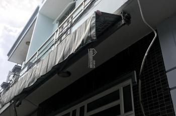 Cho thuê nhà nguyên căn diện tích 4x8m đúc 1 lầu 2 phòng ngủ 2WC, nhà nằm trong khu dân cư an ninh