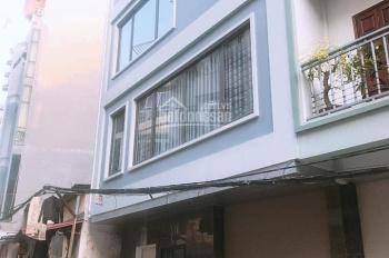 Nhà 5 tầng, MT 8m, DT 50m2 phố Đốc Ngữ, ô tô tránh, giảm 300tr bán nhanh 8.6 tỷ