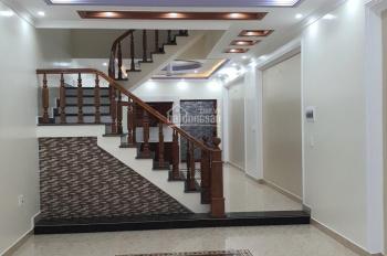 Bán căn nhà 4 tầng đường Trung Lực, xây dựng độc lập - thiết kế cao cấp sang trọng