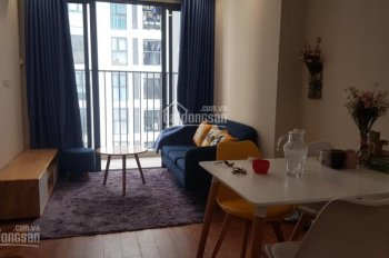 Cho thuê căn hộ chung cư FLC Green Home, 18 Phạm Hùng 50m2, 2PN, 2VS full nội thất, giá: 11,5 tr/th
