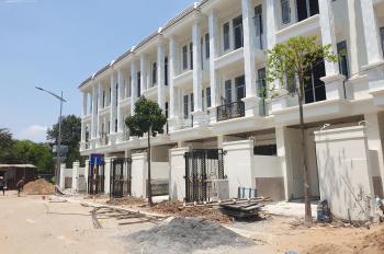 Nhà phố 1 trệt 2 lầu trung tâm hành chính Dĩ An, sổ hồng riêng đã hoàn công, 0936441123