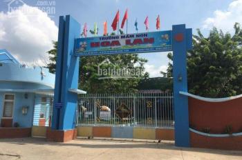 Khu dân cư An Phú Tây, Bình Chánh, DT 5X20m, giá 25 triệu/m2, sổ hồng riêng, gần trường mầm non, Lh