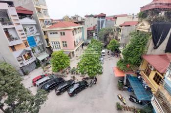 Nhỉnh 7 tỷ có nhà phố Khương Trung, Thanh Xuân, 50m2, KD đẳng cấp, gara