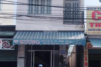 Bán nhà 1 trệt 1 lầu và 5 phòng trọ mặt tiền đường D4 KDC Thuận Giao