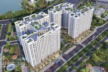 Tôi cho thuê căn góc 3PN toà CT1A  diện tích 92m2 nhà mới nhận chung cư Hà Nội HomeLand giá 8,5tr/th