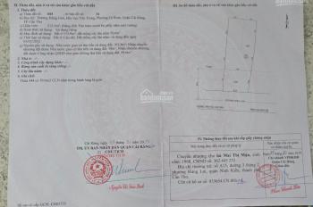 Bán gấp nền biệt thự mini mặt tiền đường Hàng Gòn, chỉ cách Quốc Lộ 1A tầm 100m