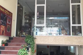Cho thuê mặt bằng tầng 1. DT 60m2 mặt đường Nguyễn Khang, giá rẻ