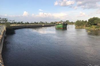 Bán đất nền DA Long Hưng, mặt tiền sông lớn, LK Aqua City và Nam Long, giá chỉ 15tr/m2, 0917848879
