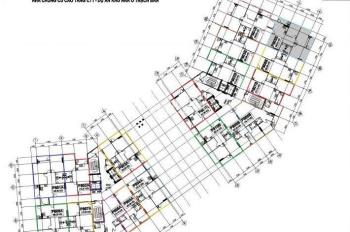 Tôi cần bán căn hộ chung cư CT1 Thạch Bàn - căn góc - diện tích 93m2 - LH 0936845222
