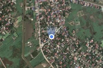 Bán đất thổ cư thôn Đồng Quang, xã Đặng Cương