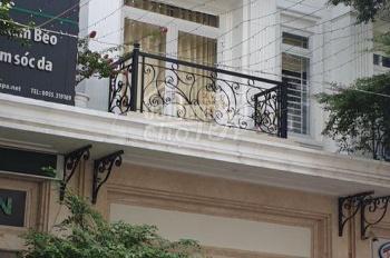 Mặt tiền Nguyễn Chí Thanh, Q11 góc Nguyễn Thị Nhỏ, gần Chợ Lớn (4.2x22m) 4 lầu