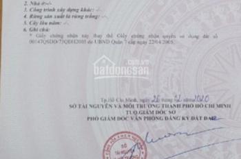 Hot! Chủ cần tiền gấp nên bán lỗ mấy nền đất DA Phú Mỹ Chợ Lớn, LH Ms Quỳnh 0888710786