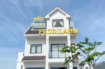 Cho thuê villa Floriland 7 phút đi bộ ra biển Bãi Dài, Đại Lộ NTT (05 phòng hotel) Lh 0913382979