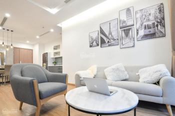Cho thuê gấp căn hộ 3PN full đồ nội thất tòa A7 CC An Bình. LH 0818111135