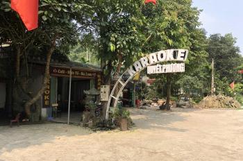 Bán đất mặt đường QL6, đối diện sân golf Phượng Hoàng, Lương Sơn, HB
