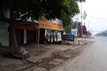 Nhà mặt đường QL 6, trung tâm thị trấn Lương Sơn