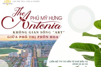 The Antonia Phú Mỹ Hưng - Chỉ thanh toán 20% trong năm 2020
