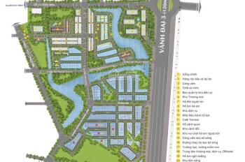 Khu dân cư Rio Grande giá 2,5 tỷ đường thông thoáng mát gần bờ sông khu căn hộ