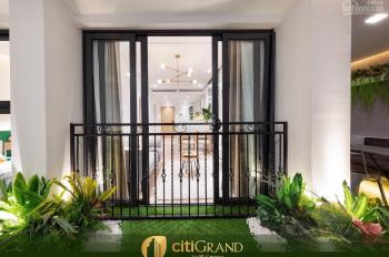 Chỉ còn 59 căn cuối cùng dự án Citi Grand Quận 2, giá từ 2.3 tỷ/căn 2 phòng ngủ, kế bên UBND Q2