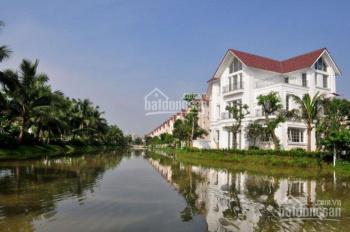 Bán gấp biệt thự 276m2 Vinhomes Riverside view sông siêu rộng giá rẻ đường Hoa Hồng, LH: 0987060009