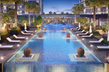 Căn 1 phòng ngủ Sunwah Pearl view tuyệt đẹp về sông + cảnh quan nội khu như resort