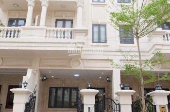 Cho thuê nhà nguyên căn làm văn phòng khu vip Cityland Park Hills, 3 lầu, 01 hầm, LH: 0971597897