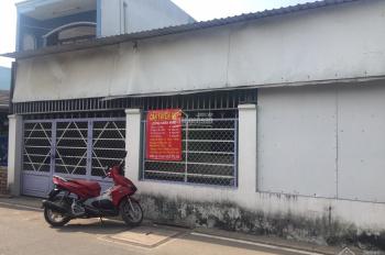 Bán nhà 130m2 mặt tiền Tân Xuân, Hóc Môn, ngay trung tâm huyện, HH 1%
